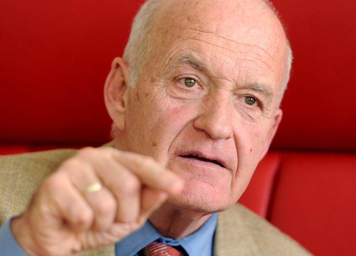 """Götz Werner: Will, dass seine Kinder """"sich selbst beweisen"""""""