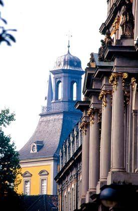 Mittel vorhanden: Die Universität verfügt über einen Etat von 302,6 Millionen Euro