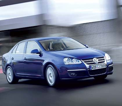 In den USA beliebt: Der Jetta steigert die US-Zulassungszahlen von VW