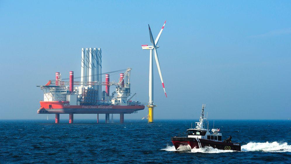 Energiewende: Offshore-Technologie und die traurige Wirklichkeit