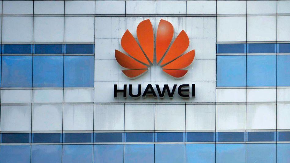 Huawei-Zentrale in Shenzhen