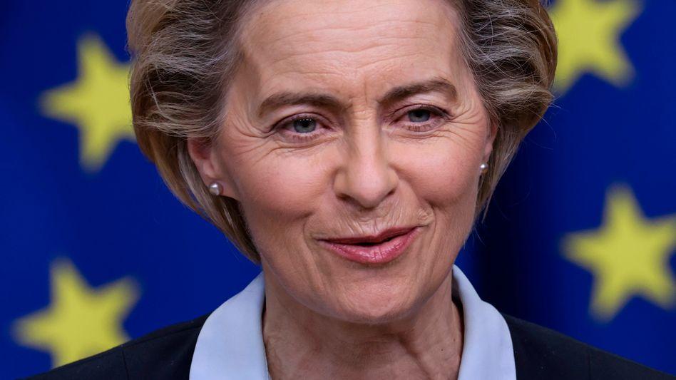 Dealmakerin: EU-Kommissionspräsidentin Ursula von der Leyen, in ihrem früheren Leben mal Ärztin