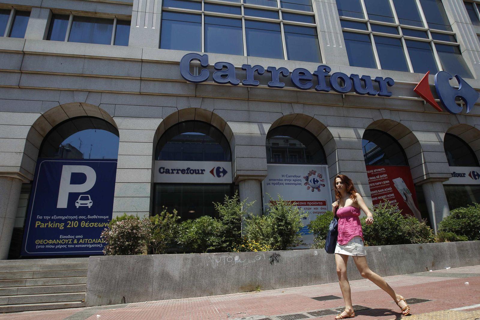 CARREFOUR-GREECE/ Carrefour
