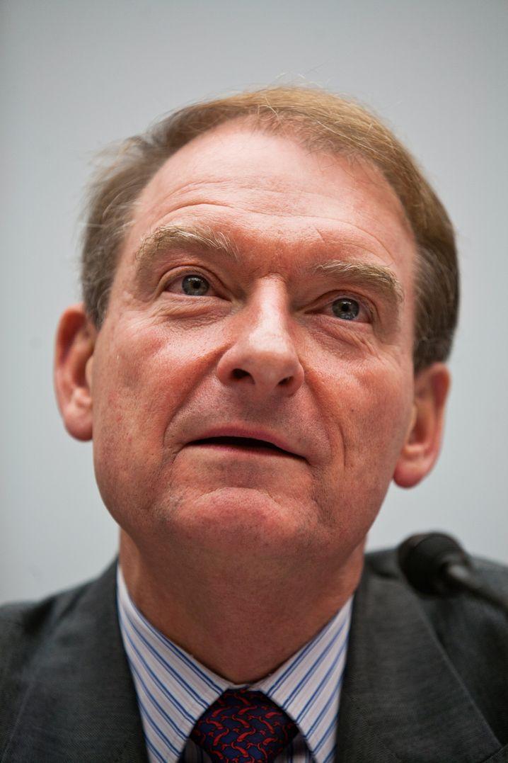 Paul Atkins: Deutsche-Bank-Aufpasser setzt auf Deregulierung
