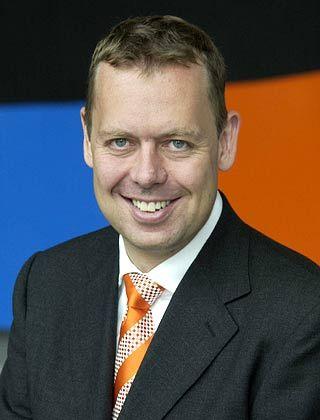 Torsten Oletzky (38): ERGO-Vorstand für Kundenservice, Betriebsorganisation und IT