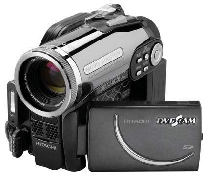 Hitachi DZ-GX3300E: Das Topmodel unter den Hitachi-Newcomern bietet eine Fotoauflösung von 3,3-Megapixeln und einem 10-fach optischem Zoom