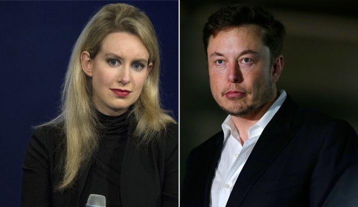 Elizabeth Holmes / Elon Musk: Die beiden (Ex)-Manager zeichnen sich durch einen höchst unterschiedlichen Umgang mit Fehlern aus