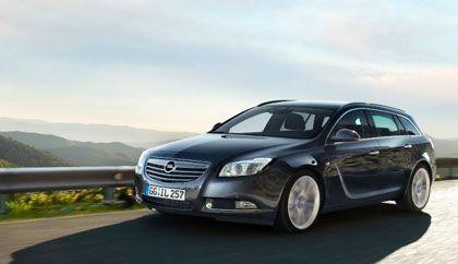 Reisetauglich: Mit seiner Größe und den durchdachten Details eignet sich der Opel Insignia Sports Tourer auch gut für längere Strecken