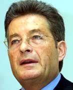 HVB-Chef Albrecht Schmidt