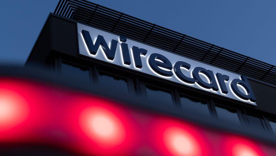 Der insolvente Zahlungsabwickler Wirecard muss den Dax verlassen