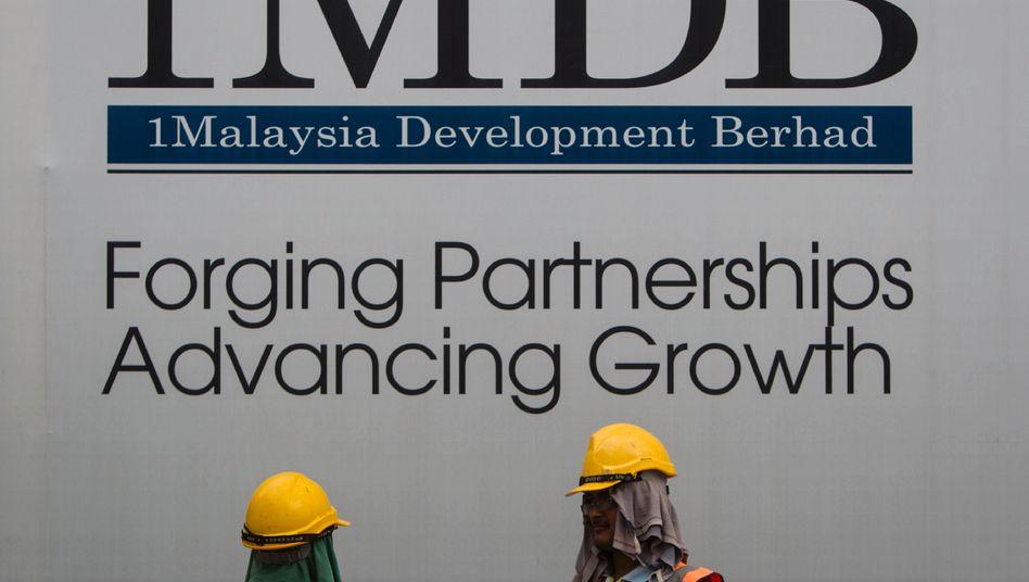 Goldman Sachs legt den Streit um den malaysischen Staatsfonds 1MDB mit einer Milliardenzahlung bei