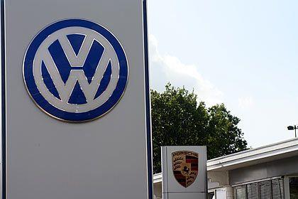 Hoher Verlust: Porsche rutscht infolge des Volkswagen-Übernahmeversuchs ins Minus