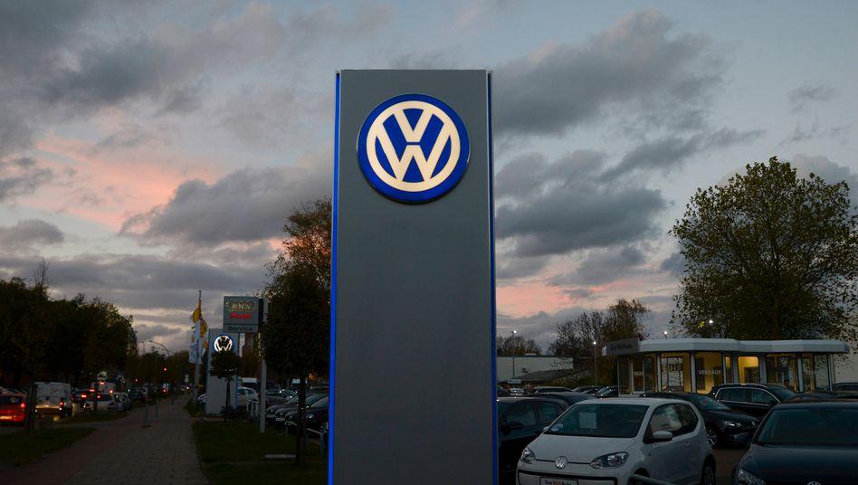Volkswagen-Händler