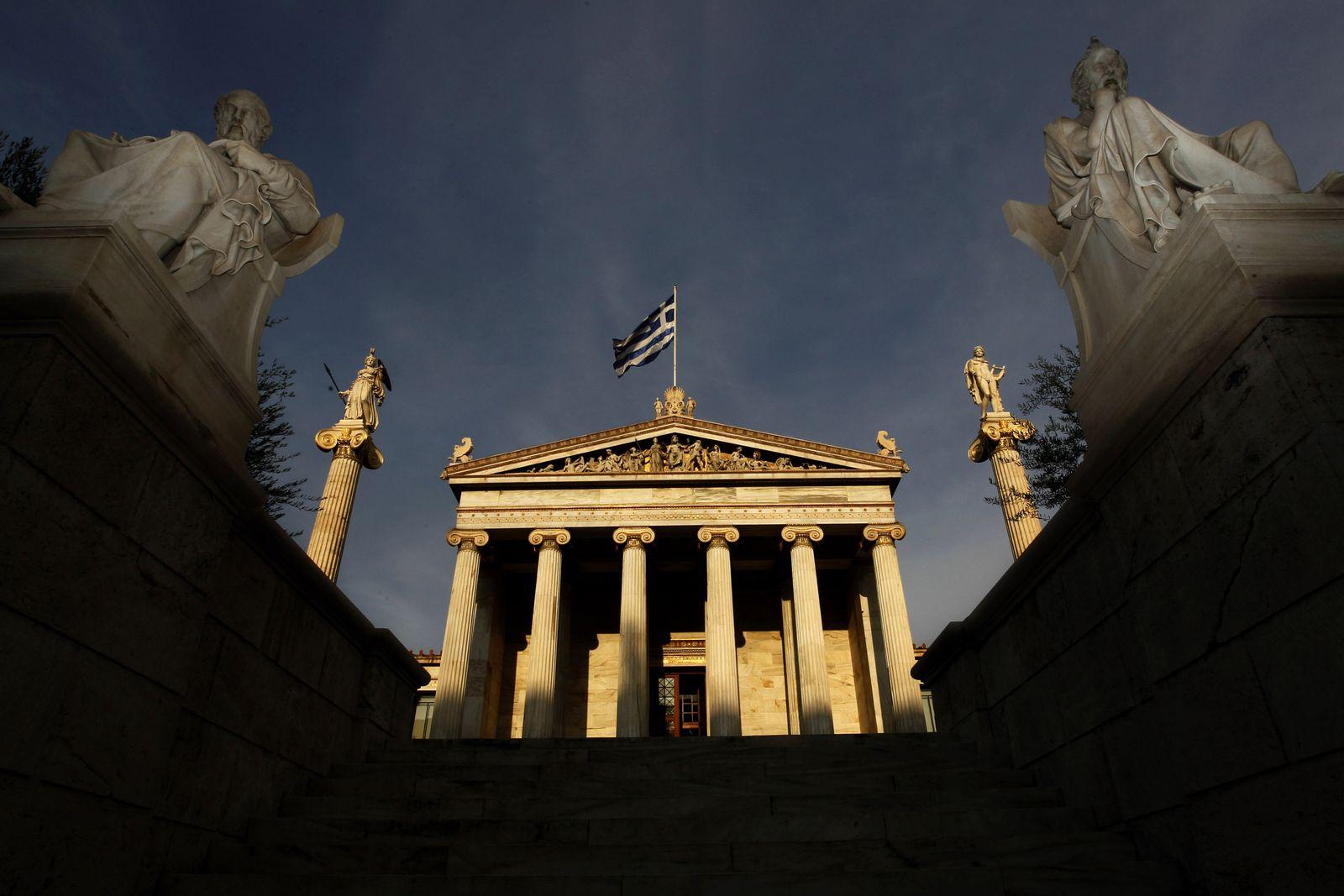 Griechenland / Statuen