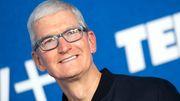 Tim Cook macht mit Apple-Aktien Kasse