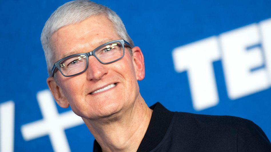 Feiertag: Tim Cook wird zum zehnjährigen Jubiläum als Apple-Chef erheblich reicher