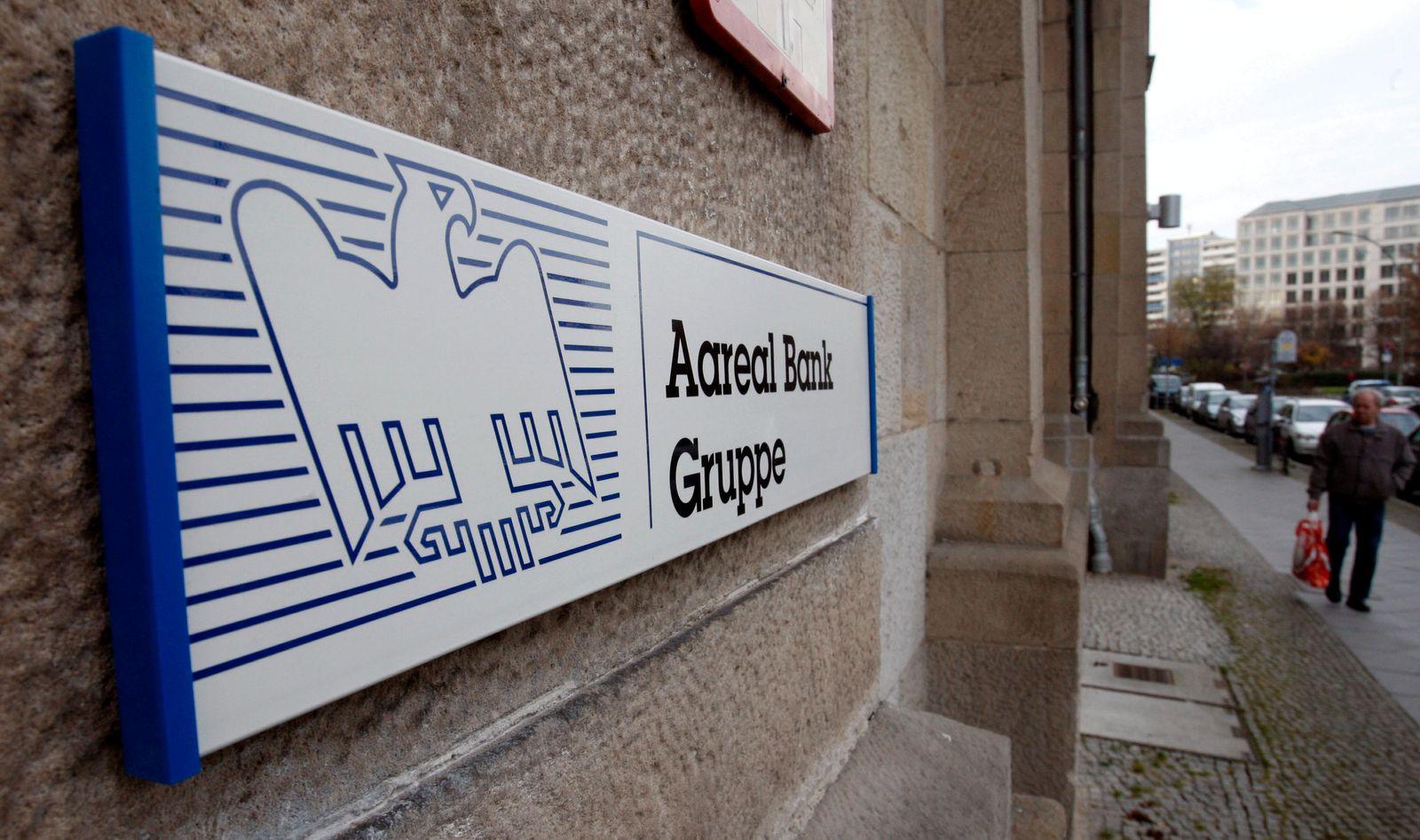 NICHT VERWENDEN Durchsuchungen bei der Aareal Bank Gruppe