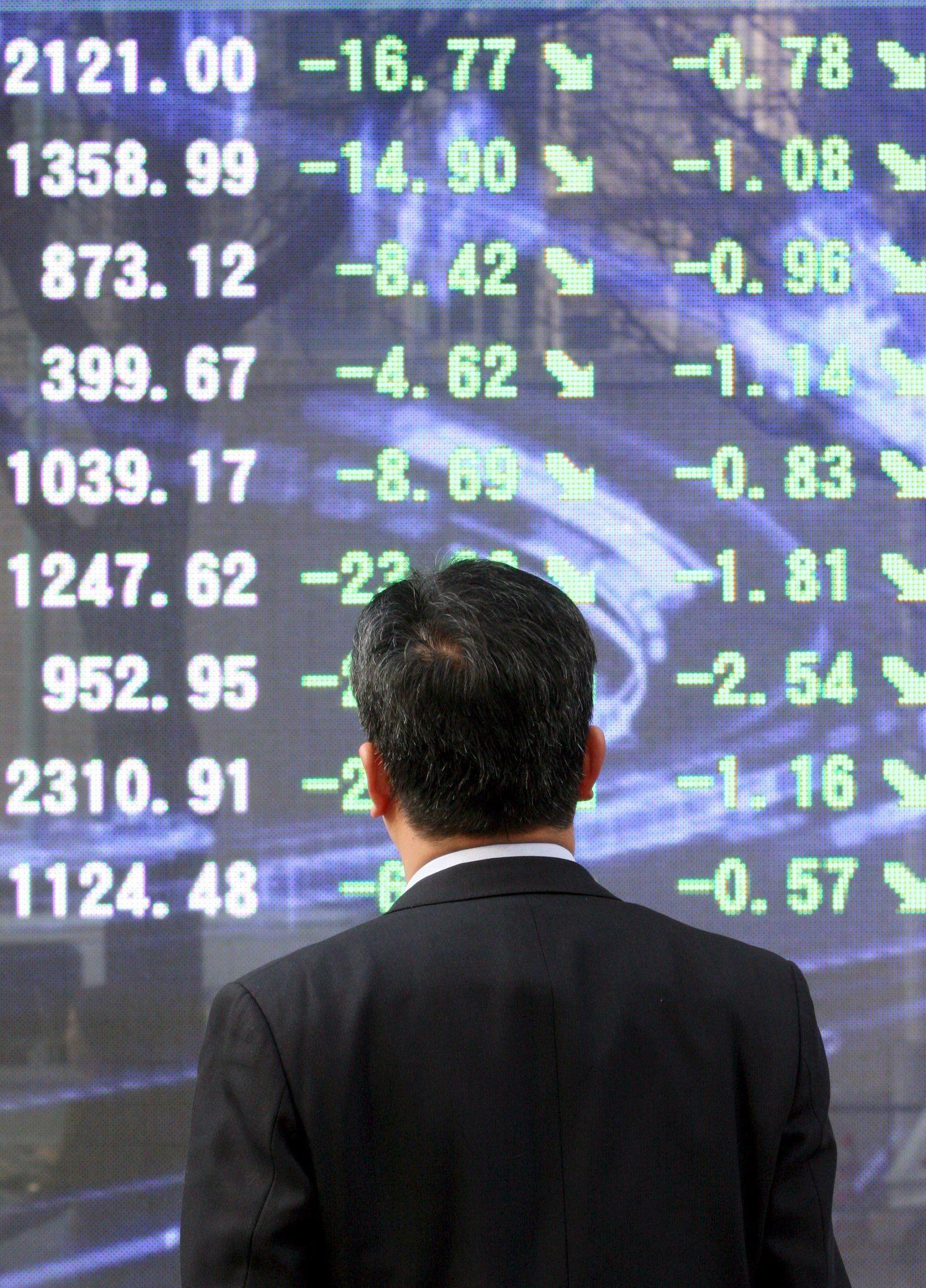 Japan - Börse 2007