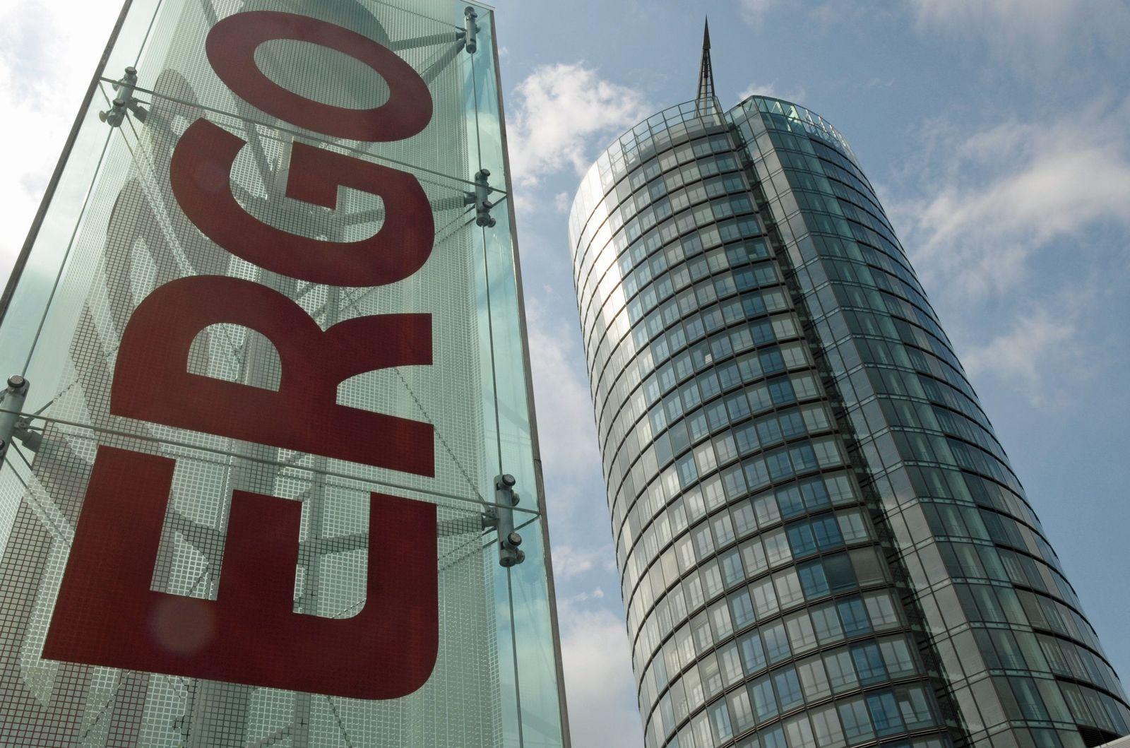 ERGO Versicherungsgruppe in Düsseldorf