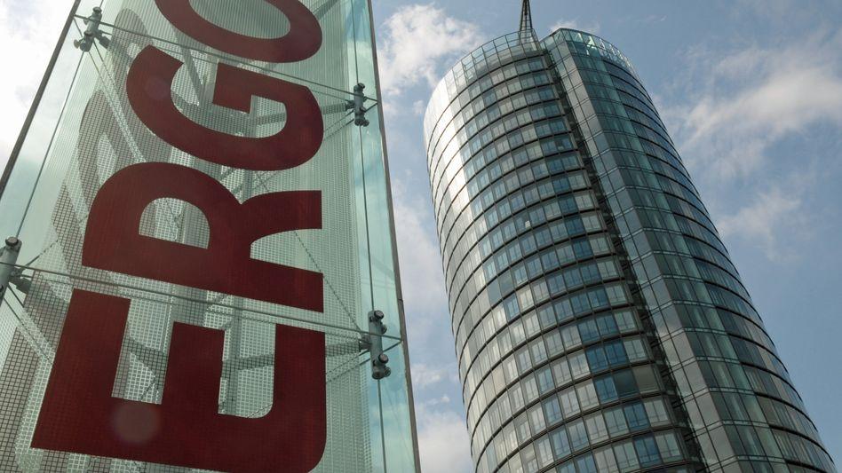 Ergo-Zentrale in Düsseldorf: Ein Kontrolleur ausschließlich für die Vertriebsbereiche