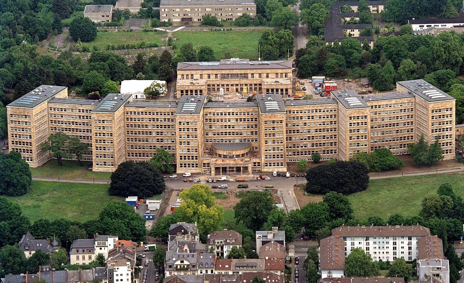 Campus Uni Westend Frankfurt
