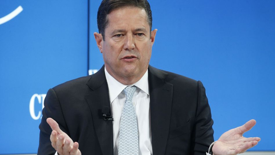 Barclays-CEO Jes Staley