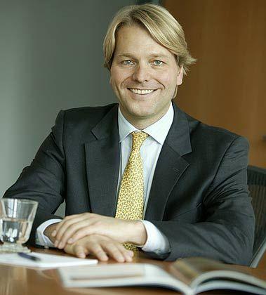 Neuer Fidelity-Chef für Deutschland: Manager Wrede