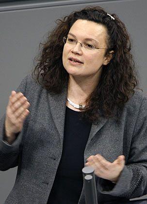 """""""Marktmechanismen dem Gemeinwohl zu verpflichten - das ist die große Herausforderung."""" SPD-Politikerin Nahles"""