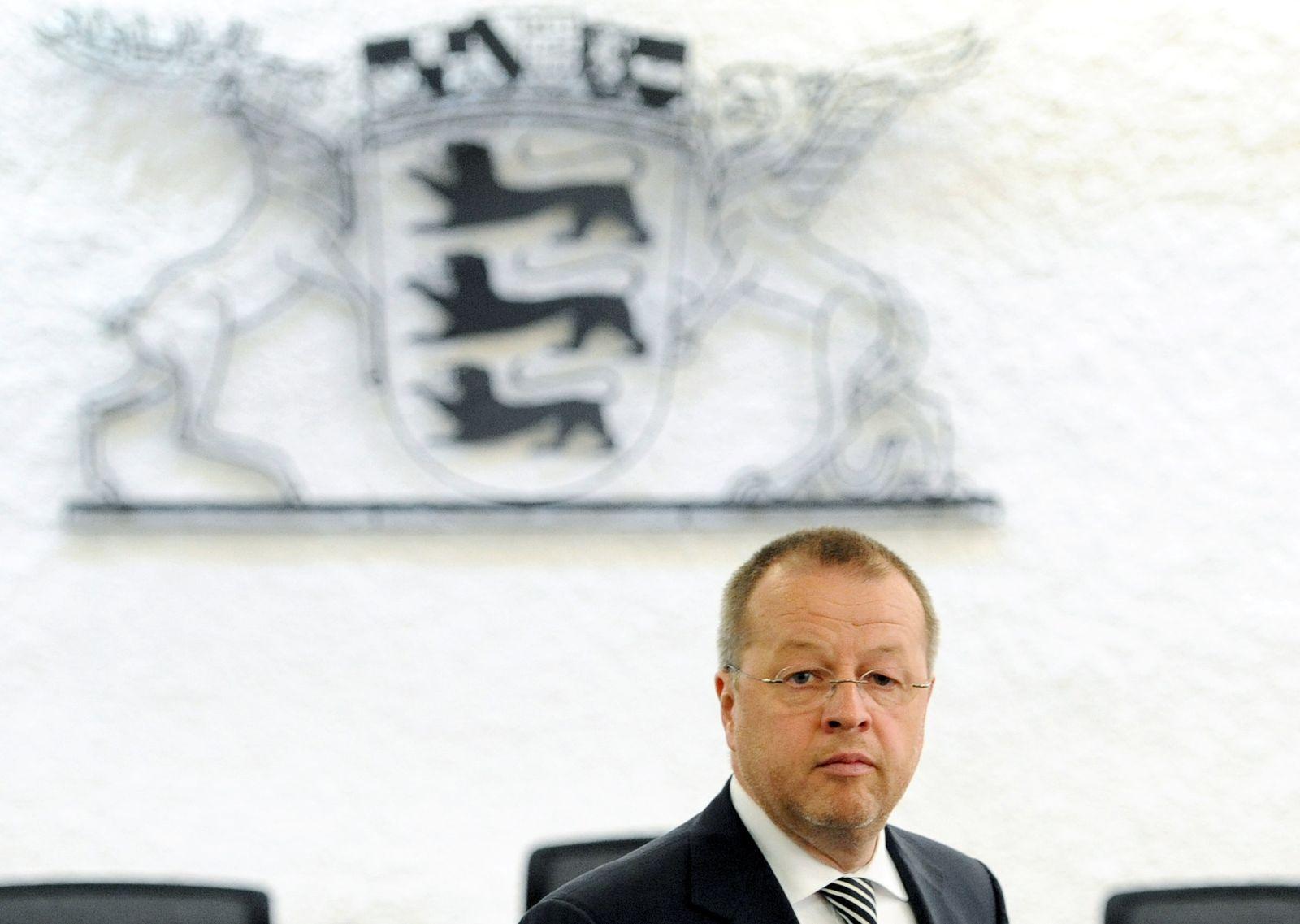 Holger Härter vor Gericht