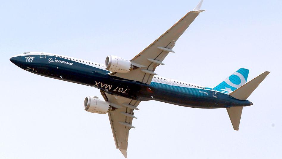 Vorläufig lufttüchtig: Die europäische Aufsichtsbehörde EASA wartet noch Kommentare zur Boeing 737 Max ab