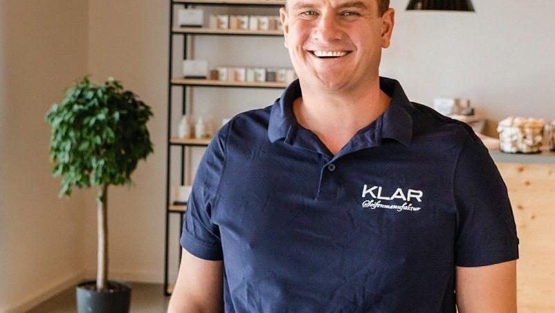 LADENLOKAL Jan Heipcke in seinem im Oktober eröffneten Shop in Heidelberg
