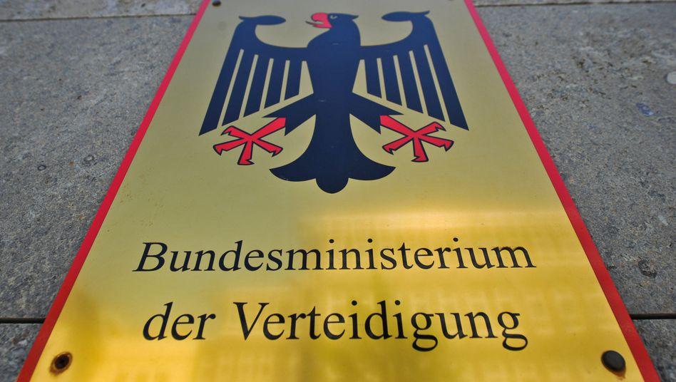 Das Verteidigungsministerium bestätigt Ermittlungen in der eigenen Behörde wegen eines weitere Spionagefalls