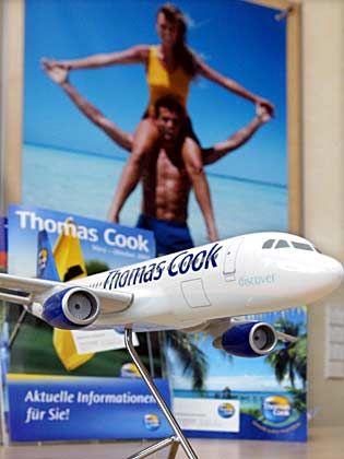 Weiterhin großes Interesse: Karstadt möchte die Reisetochter Thomas Cook vollständig übernehmen - wenn Miteigner Lufthansa zustimmt