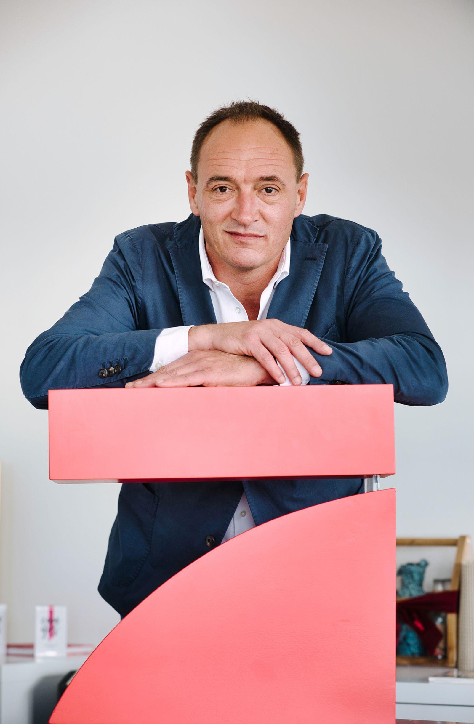 Max Conze - der neue Vorstandsvorsitzende von Pro Sieben / Pro7 Sat 1 Media im Gespräch mit der F.A.S.