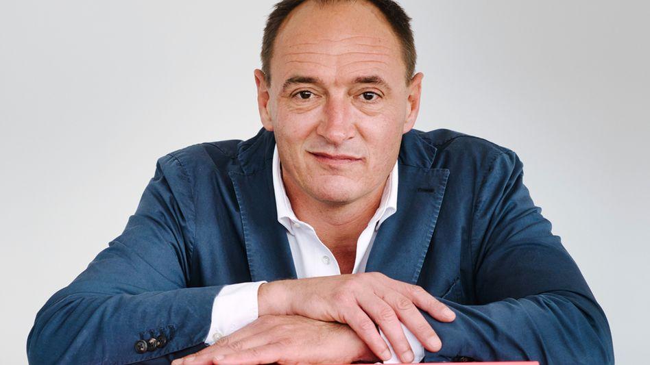 Get that shit done: CEO Max Conze malträtiert seine Untergebenen mit derben Sprüchen.
