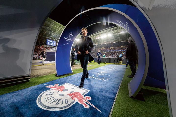 Role-Model der Fußballwelt: RB-Leipzig-Trainer Julian Nagelsmann