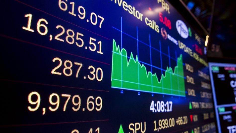 Wall Street: Johnson & Johnson kauft zu