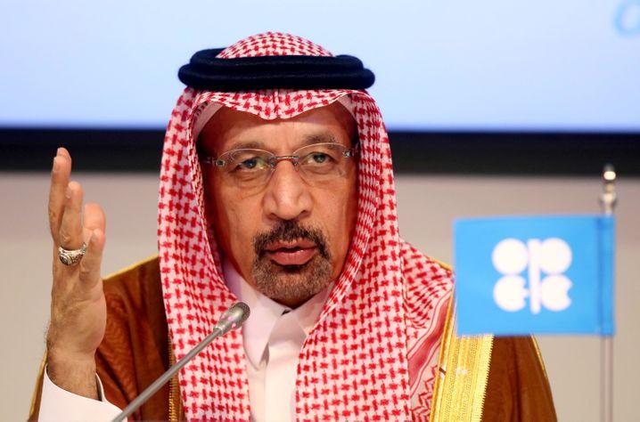 Energieminister Chalid al-Falih