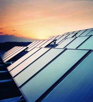 Sonnenuntergang: Conergy musste zuletzt herbe Rückschläge verkraften