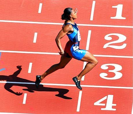 Sprint oder Marathon: Oft ist zähe Arbeit nötig, um ein Ziel zu errreichen