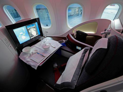 Entspannter fliegen: Günstige Business- und First-Class-Flüge bucht man am besten mit Meilen