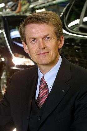 Thomas Weber: Der Forschungsschef von DaimlerChrylser arbeitete einst am Fraunhofer-Institut.