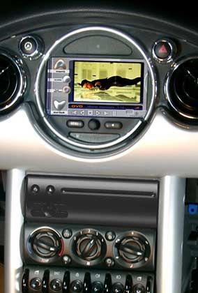Passt auch in den Mini: Autocomputer von Intel, erhältlich in der ersten Jahreshälfte 2005, ab 1000 Euro