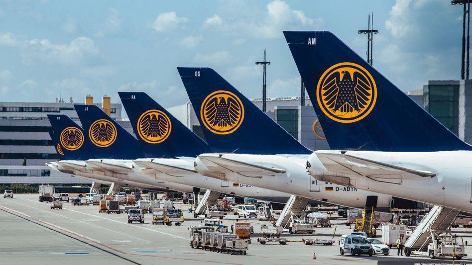 Adler statt Kranich: Wegen der Corona-Krise schickt sich der Bund an, bei Konzernen wie der Lufthansa einzusteigen