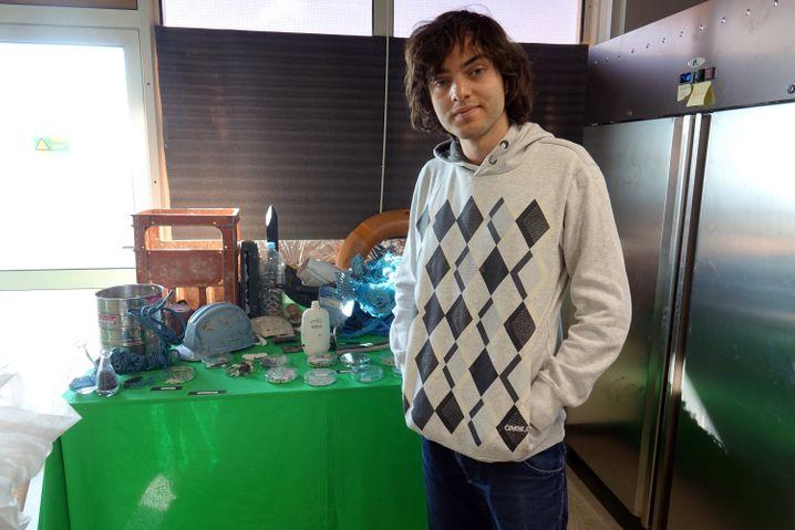 """Hat sich durchgesetzt: Boyan Slat, Gründer der Initiative """"Ocean Cleanup"""""""