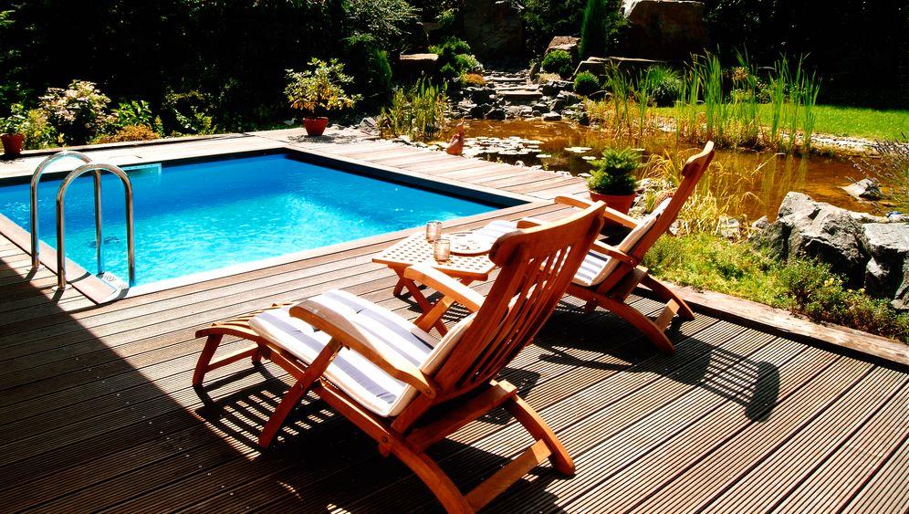 Badespaß: Pools für den eigenen Garten
