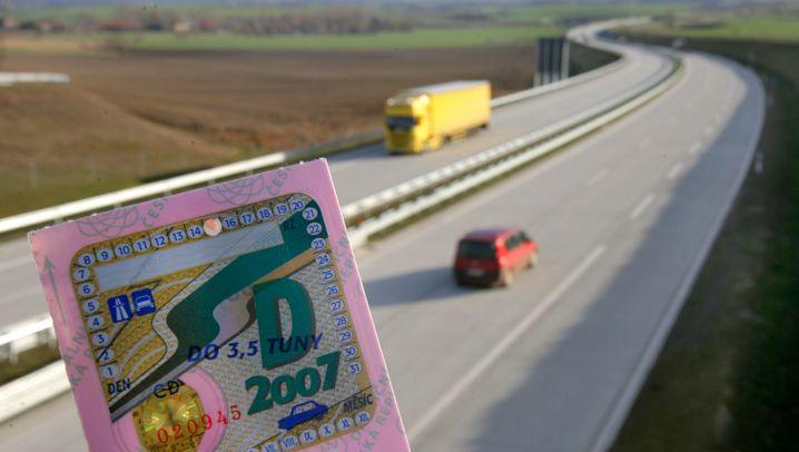 Straßen-Abgaben: Sieben Mautsysteme, die Autofahrer noch dreister abkassieren als Dobrindt