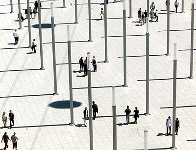 Expo: Besucher bleiben aus