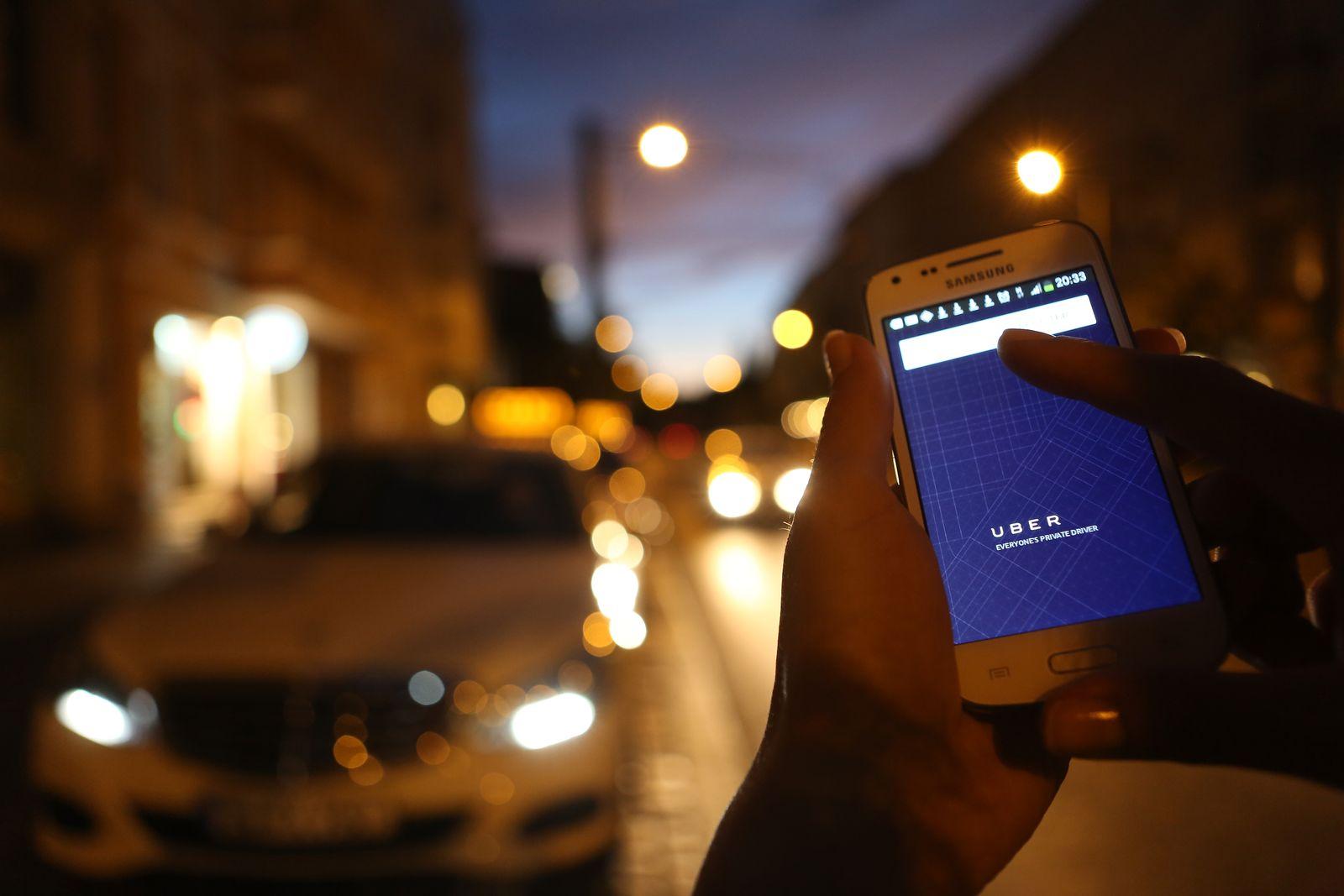 Uber / Share-Economy