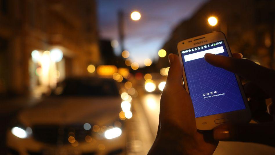Uber: Hält Uber seine Fahrer mit Subventionen bei der Stange?
